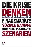 Die Krise denken: Finanzm�rkte, soziale K�mpfe und neue politische Szenarien