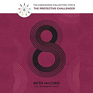 The Enneagram Collection Type 8 audiobook cover art
