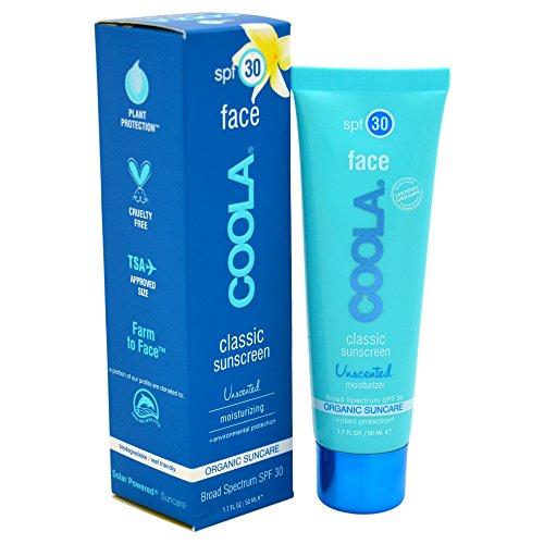 Coola Face SPF 30 Unscented 1.7oz