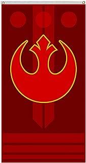 Star Wars Rebel Alliance Flag 3x5 ft Banner outdoor Flag Flying flag 3x5ft banner