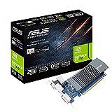 ASUS GeForce GT 710 2GB GDDR5 HDMI VGA DVI Graphics Card Graphic Cards GT710-SL-2GD5-CSM (Certified Refurbished)