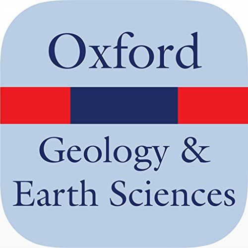 Oxford Dictionary of Geology and Earth Sciences