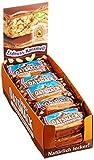 Davina Energy OatSnack, natürliche Riegel - von Hand gemacht, Erdnuss-Karamell, 15 x 65 g, 1er Pack (1 x 975 g)
