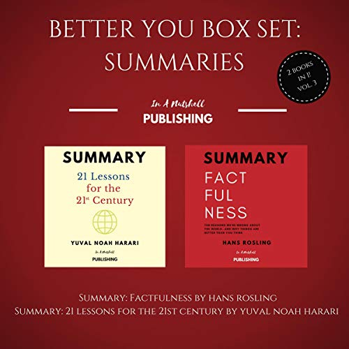 Better You Boxset: Summaries: 2 Books in 1! (Vol.3)  audiobook cover art
