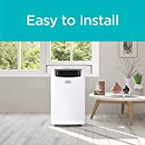 Photo #3: Black and Decker Portable Air Conditioner, 14000 BTU AC Unit (BPACT14WT)