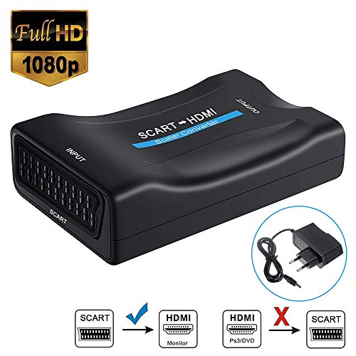 SCART a HDMI Convertidor