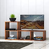 Material: Engineered wooden colour: Walnut dimension: 1200 x 300 x 578 mm Primary Material: Wood Color: Walnut, Style: Modern Assembly Required: The product requires basic assembly and comes with assembly instructions