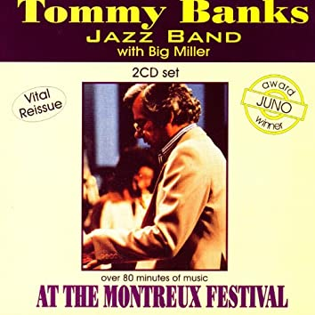 At the Montreux Festival