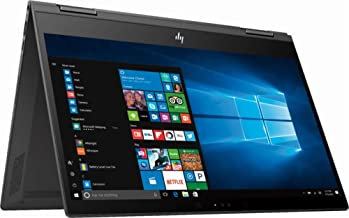 """Newest HP Envy X360 2-in-1 13.3"""" FHD IPS Touchscreen Thin and Lightweight Laptop, AMD Ryzen 5 Quad-core 2.0 GHz, 8GB DDR4 ..."""