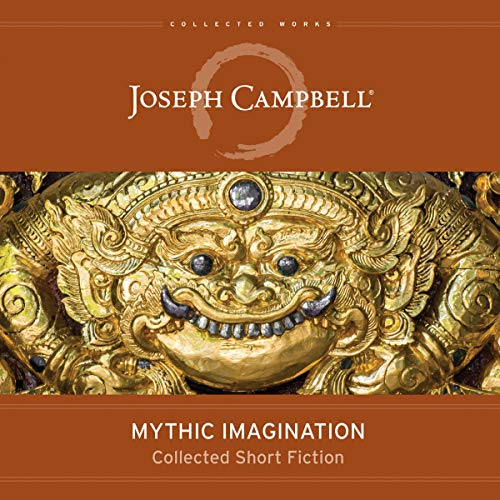 Couverture de Mythic Imagination