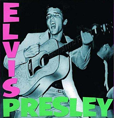 Elvis Presley - Édition limitée (vinyle rose)