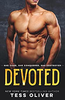 Devoted (Lace Underground Trilogy Book 3) by [Tess Oliver]