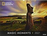 Magic Moments Posterkalender National Geographic Kalender 2021