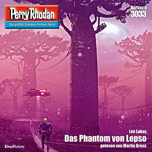 Das Phantom von Lepso cover art