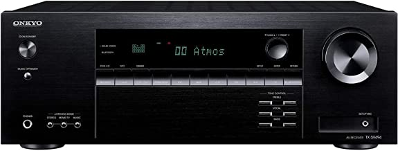 Onkyo TX-SR494 7.2 Channel A/V Home Theater Receiver - New Open Box