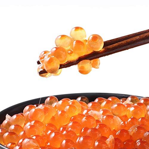 北海道産 鮭 いくら 醤油漬け 500g 化粧箱入 天然 ご飯のお供 冷凍