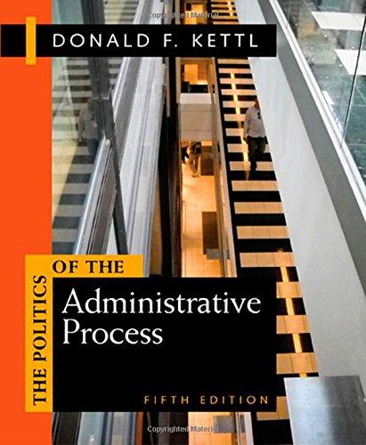 Politics of the Administrative Process