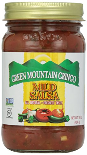 Green Mountain Gringo, Salsa, Mild, 16 oz