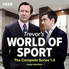 Trevor's World Of Sport - The Complete Series 1-3