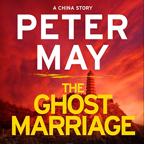 The Ghost Marriage audiobook cover art