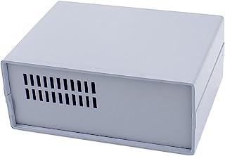 DEWIN Scatola per Circuito Stampato in Alluminio Tipo Splitting Custodia per progetti elettronici Fai-da-Te