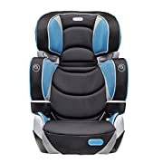 2 Seats In 1 - Removable back for easy transition to a no-back booster Activity Lights - Innovative design includes dual activity lights for late night activities 12 Total height adjustment combinations - 4 back rest adjust positions & 3 head rest ad...