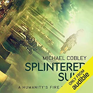 Splintered Suns cover art