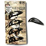 Tacticlip - 4 Pack - Tactical Hair Clips,...