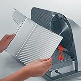 Graef SKS900EU Allesschneider, aluminium eloxiert/titan - 6