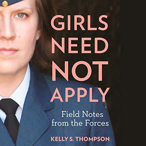 Girls Need Not Apply audiobook cover art