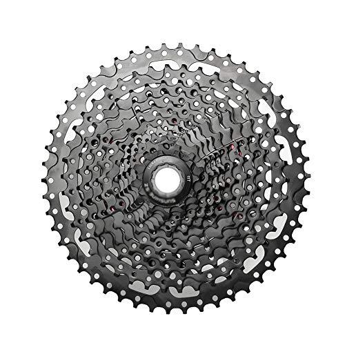 SPTIDY Bicicletta a Ruota Libera, 8/9/10/11/12 velocità 9/11/13/15/18/21/24/28/32/32/36/42/50T Bicicletta da Strada a Ruota Libera a Cassetta Pignone,12 Speed 11—50t a