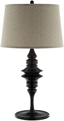 D/écor Therapy TL19078 Table Lamp Deep Green