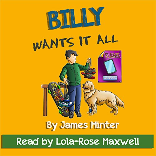 Couverture de Billy Wants It All: Money