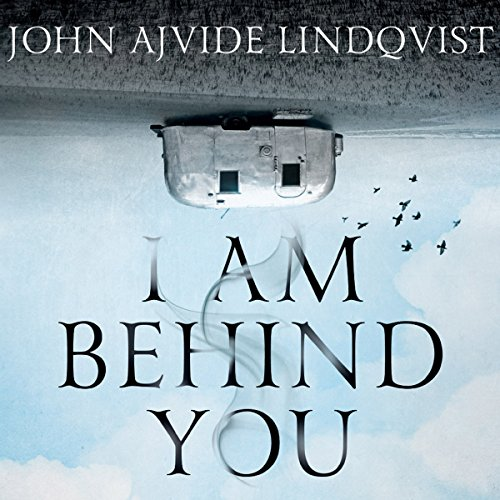 I Am Behind You audiobook cover art