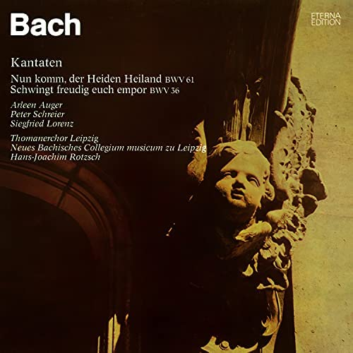 Hans-Joachim Rotzsch, Neues Bachisches Collegium musicum Leipzig & Thomanerchor Leipzig