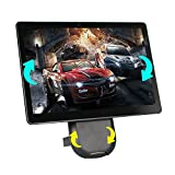 Hengweili 10.1 'Android Car Reposacabezas Reproductor de Video Monitores de Asiento Trasero para niños, Soporte Giratorio Pantalla táctil IPS 1080P HD Video 3G / WiFi Bluetooth Mirror Link TF USB