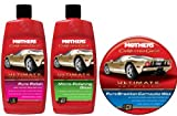 Mothers Ultimate Wax System (w/Paste Wax)