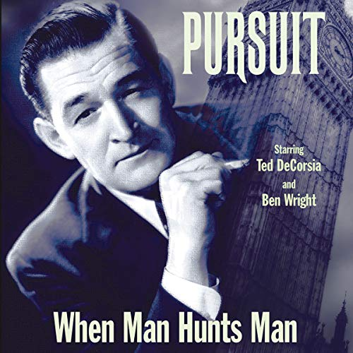 Couverture de Pursuit: When Man Hunts Man