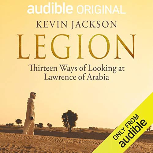 Legion cover art