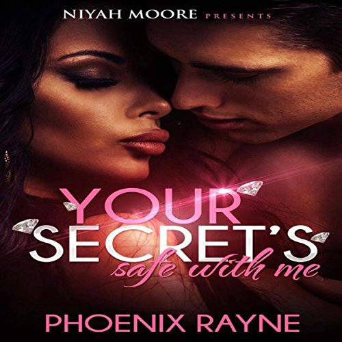 Your Secret's Safe with Me audiobook cover art