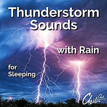 Thunderstorm Sounds with Rain for Sleeping