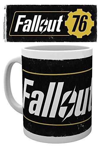 Fallout 76 - Logo - Tasse aus Keramik - Füllmenge 320 ml