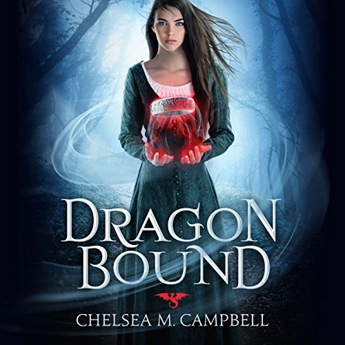 Dragonbound audiobook cover art