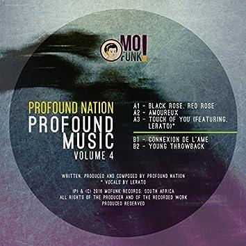 Profound Music, Vol. 4