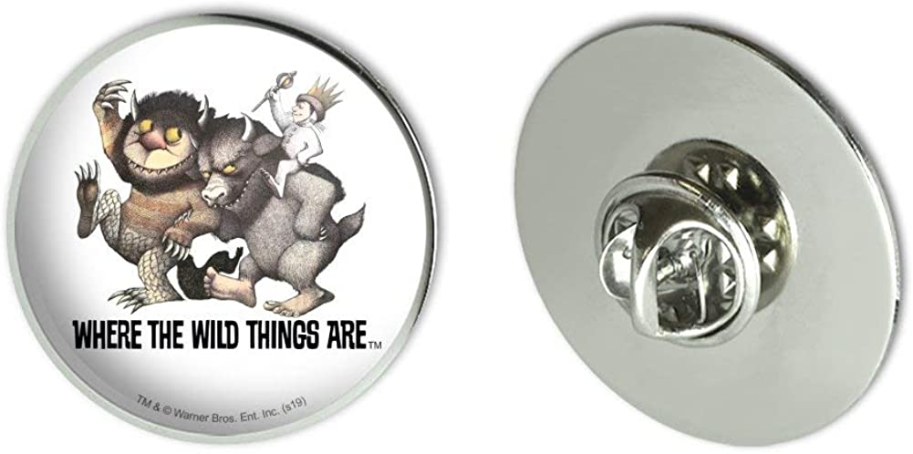 GRAPHICS & MORE Where The Wild Things are March Metal 1.1