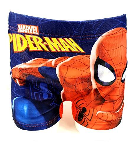 Spiderman Badehose Badeboxer Badeshorts 128/134