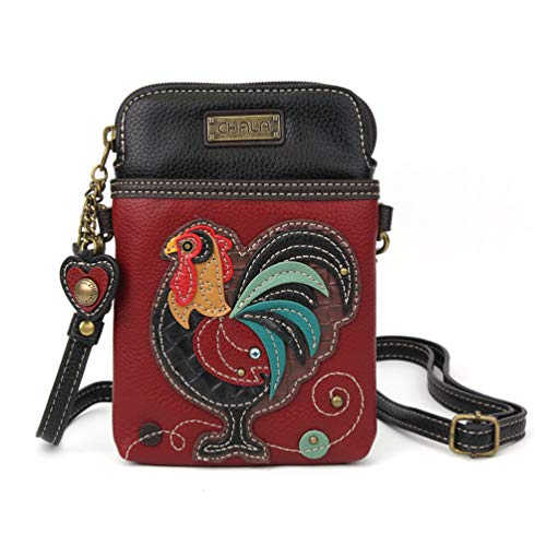 Rooster Themed Crossbody Bag