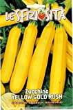 Semi di Zucchino Yellow Gold Rush - Offerta di 2 bustine