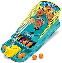 Finger Shooting Shoot Hoop Mini Basketball Game Toy