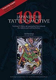 100 Japanische Tattoo-Motive: Traditionelle Motive der japan